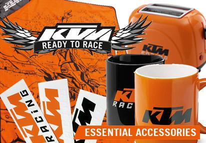 KTM Accessories