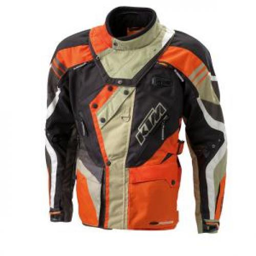 KTM Jacka Rally (Nackskydd Förberedd)