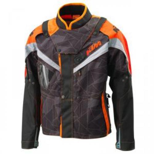 KTM Endurojacka Racetech (Nackskydd Förberedd)