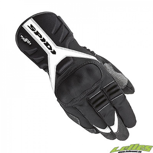 Spidi Handske T-Vinter Svart/Vit