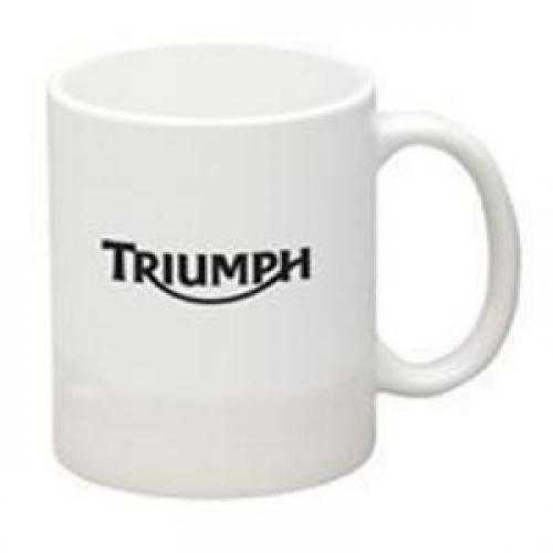 Triumph Mugg Vit (4st)