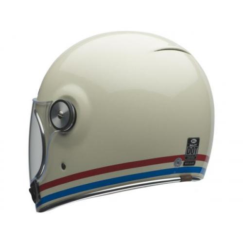 BELL Hjälm Bullitt Stripes Vit 633662e2559c0