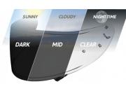 Shoei Visir CWR-1 Fotokromatisk (Pinlock förberedd)