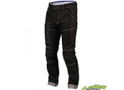 Dainese Jeans D1 Kevlar Blå