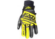 FXR Handske Boost Lite Svart/Fluogul