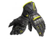 Dainese Handske Full Metal 6 Svart/Fluogul