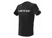 Dainese T-Shirt Svart/Vit