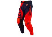 Troy Lee Byxa GP Quest Orange/Svart Junior