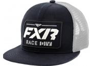 FXR Keps Svart/Vit