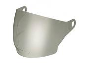 Nolan/Grex Visir Im&Reptålig N43/G4.1 Silver Spegel