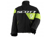 Scott Jacka Vinter Team Svart/Lime Grön Junior