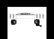 Scott Tillbehör Buzz MX Roll-off kit (ink 5st filmrullar) Svart