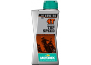 Motorex Motorolja Top Speed 4T  15W/50 1Liter