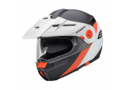 Schuberth Hybridhjälm Öppningsbar E1 Gravity Orange