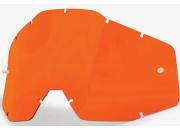 100% Siktskiva Orange