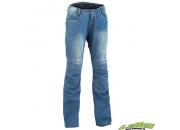 Lindstrands Jeans Wrap Ljusblå (Dam)