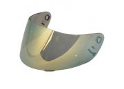Shoei Visir CX-1 Spegel Guld (Pinlock förberedd)