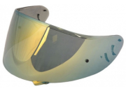 Shoei visir Guld spegel CWR-1
