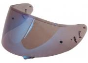 Shoei visir Spectra blå CNS-1