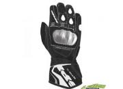 Spidi Handske STR-3 Svart/Vit