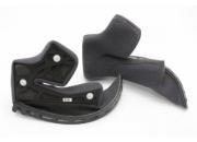 Shoei Reservdel Kindkuddar 33mm