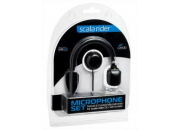 Cardo Reservdel Till Scala Rider Q1/Q3 Hybrid Mikrofon kit