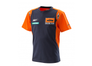 KTM T-Shirt Replica Team Kids (Junior)