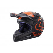 Leatt Crosshjälm GPX 5.5 Svart/Orange