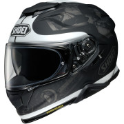 Shoei Hjälm GT-Air II Reminisce TC-5 Mattsvart/Vit