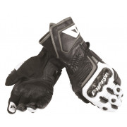 Dainese Handske Carbon D1 Svart/Vit/Antracite