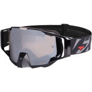 FXR Crossglasögon Pilot Svart/Charcoal