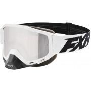 FXR Skoterglasögon Boost XPE Vit/Svart