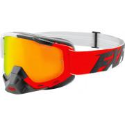 FXR Glasögon Boost XPE Röd/Vit/Svart
