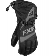FXR Skoterhandskar Fuel Black Ops