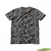 Scott T-Shirt Chicano Svart