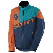 Scott Jacka Vinter Comp Pro Shell Orange/Blå