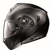 X-Lite Hjälm Öppningsbar X-1004 Elegance N-Com Mattsvart