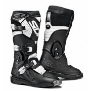Sidi Crosstövel Flame Svart/Vit (Junior)