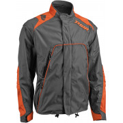 Thor Jacka Enduro Range Charcoal/Orange