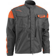 Thor Jacka Enduro Phase Charcoal/Orange