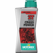 Motorex 2-Taktsolja Cross Power 2T 1L
