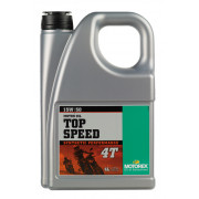 Motorex Motorolja Top Speed 4T  15W/50 4Liter
