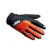 KTM Endurohandske Racetech Orange/Svart
