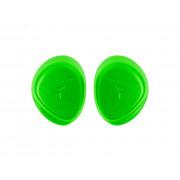 Dainese Armbågsslider Pista Fluogrön