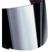 Nolan Visir Im&Reptålig N104 XXS-L Silver Spegel
