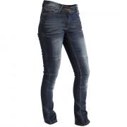 BOLT Jeans Kevlar Stretchy Scuba Blå (Dam)