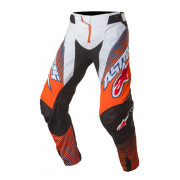 Alpinestars Byxa Factory Fluo Orange/Mörkblå/Vit