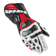 Spidi Handske Carbosix Röd/Vit
