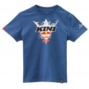 KTM T-Shirt KINI-Red Bull Stomp Kids Navy