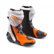 KTM Stövel Supertech R Orange/Vit